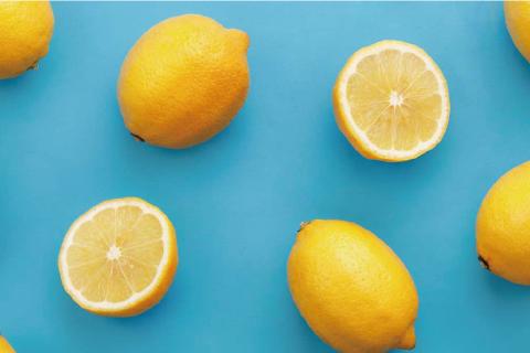天然洗髮精自己做–檸檬洗髮精